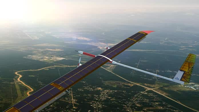 Korea's First Solar Unmanned Aerial Vehicle EAV-3