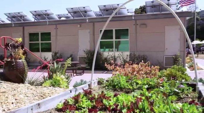 Gen7 Classroom - introducing solar technology
