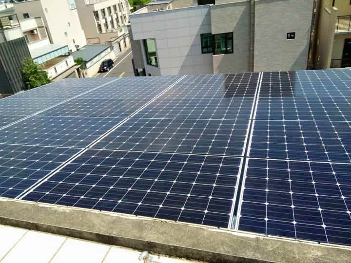 Solar Roof in Tainan