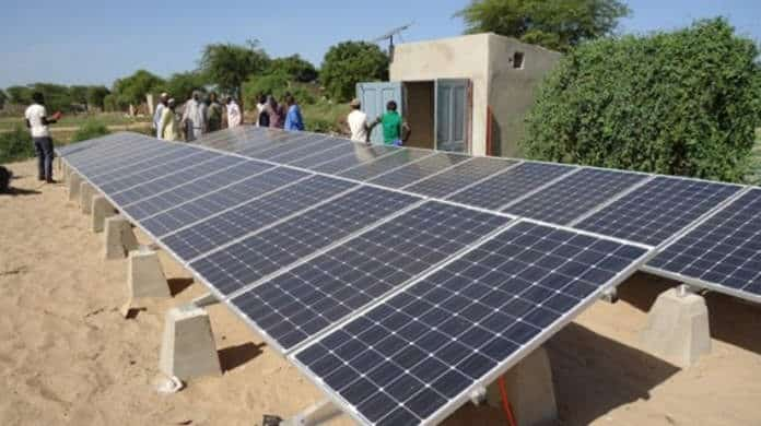 Solar power in Senegal (Power Africa)