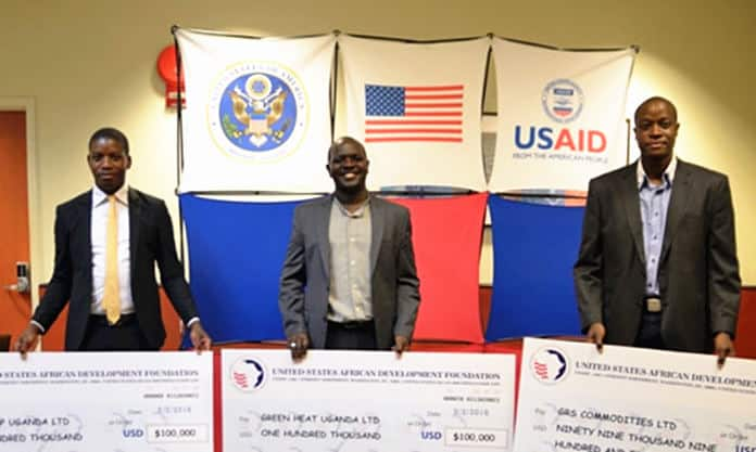 USADF Off-Grid Energy Challenge Winners (Uganda)