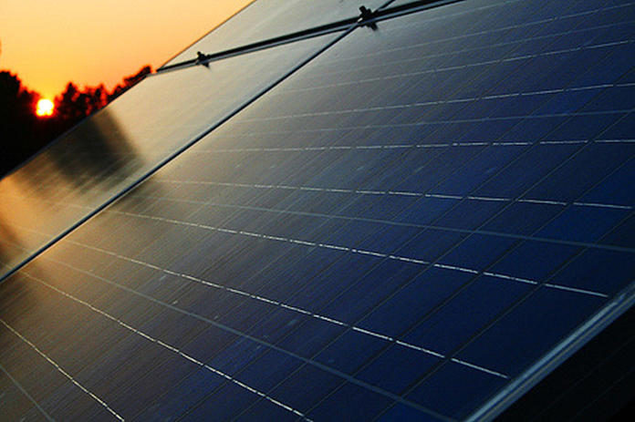 Renewable Energy 2015 Solar Panels