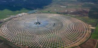 Gemasolar Solar Thermal Power Plant, Spain by flickr@beyondcoalandgas