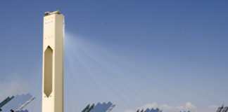 Concentrated Solar Power Plant - Wikipedia