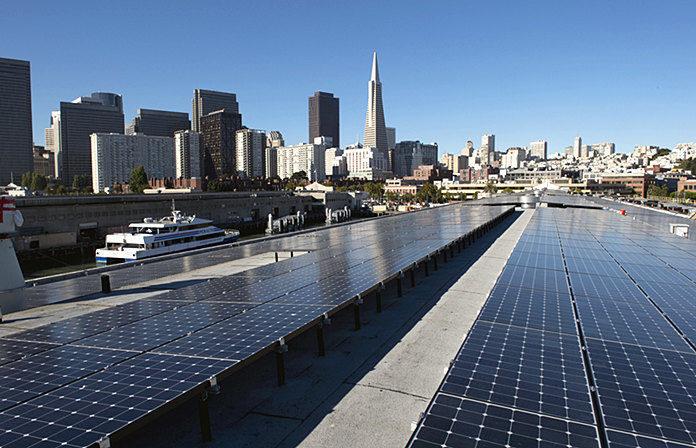 Solar Panels in San Francisco