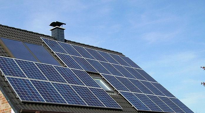 Solar Power Array - Solar Roof