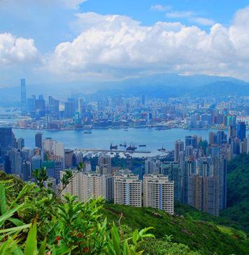 Hong Kong Landscape