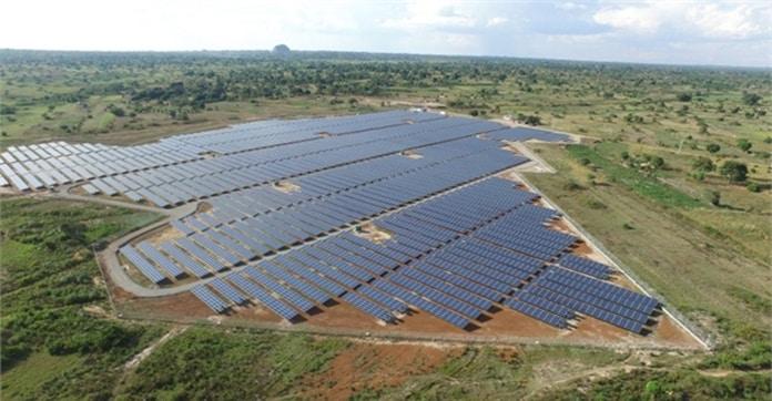 Uganda Soroti Solar Power Plant