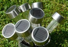 Solar Lights for the Garden