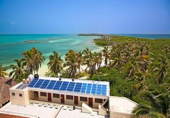 IEA Remote Solar
