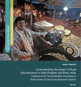 The Rockefeller Foundation SPRD Impact Report