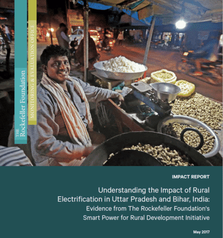 The Rockefeller Foundation SPRD Impact Report