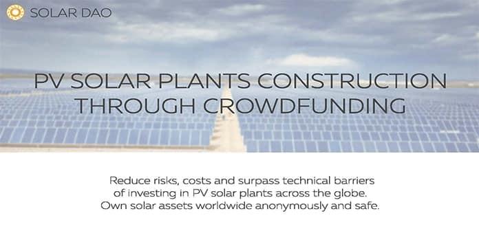 Solar DAO Presentation Cover