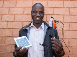 Pico Solar Lights in Africa