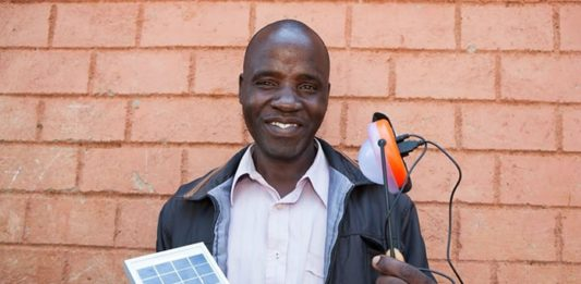 Pico Solar Lights in Africa