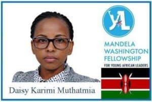 Daisy Karimi Muthatmia - Portrait