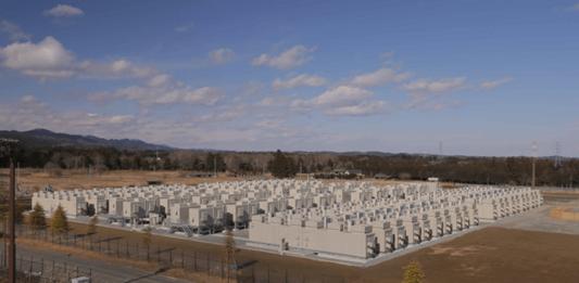 Japan Smart City Microgrid Storage Infrastructure