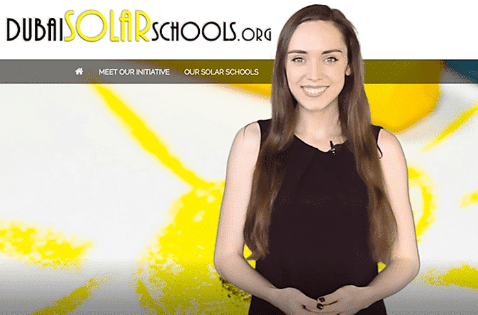The Dubai Solar Schools Program