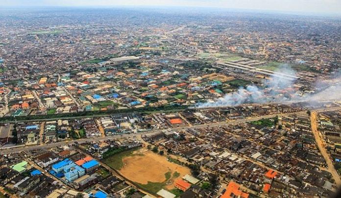 Lagos, Nigeria - 100 Resilient Cities