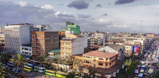 Nairobi - One of Africa's Fast Urbanizing Cities