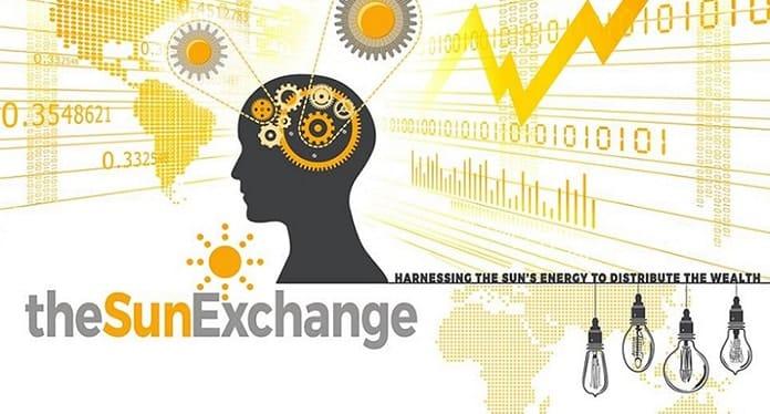 Sun Exchange Poster