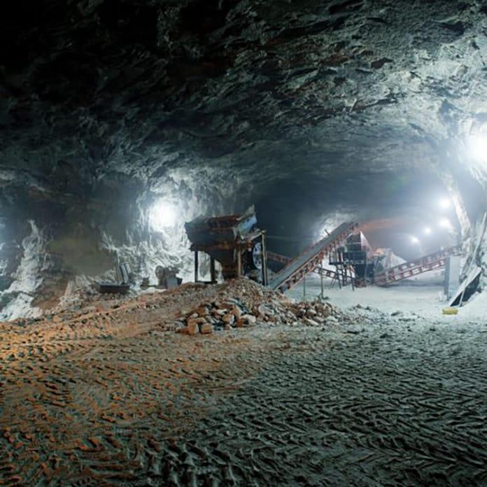 Installing Solar at Mines