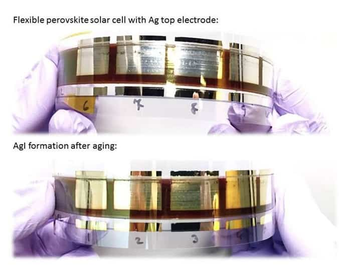 Thin-Film Perovskite PV Cells Degradation