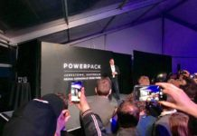 Elon Musk Announces the Building of the Jamestown Tesla Battery