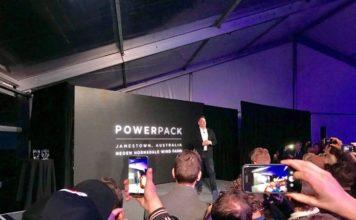 Elon Musk Announces the Building of the Jamestown Tesla Battery