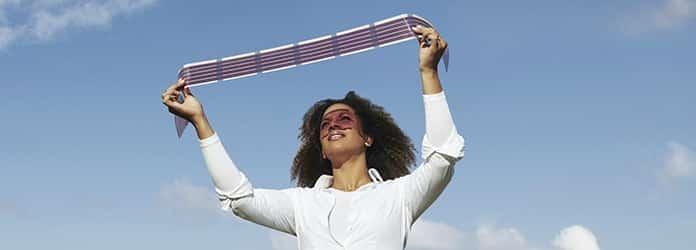 CSIRO Miniaturising Solar Panels into Plastic Sheets