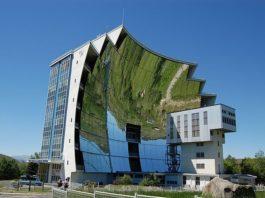 Odeillo Solar Furnace: World's Largest Solar Furnace