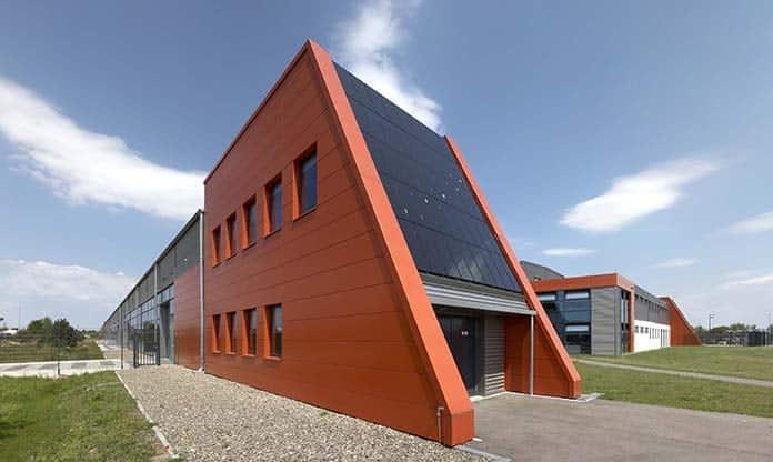 Oxford PV's Industrial Site in Brandenburg