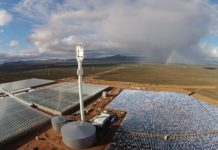 Sundrop Solar Farm Project at Port Augusta