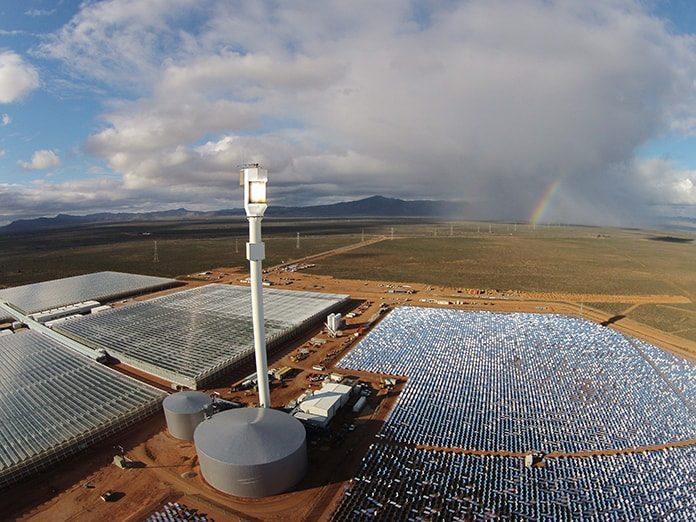 Sundrop Solar Farm Project at Port Augusta