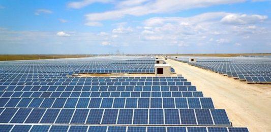 Utility-Scale Solar Plant by Solar DAO