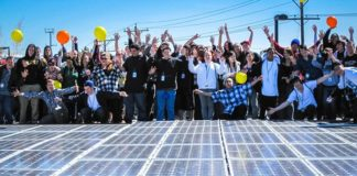DHA Community Solar Garden Celebration
