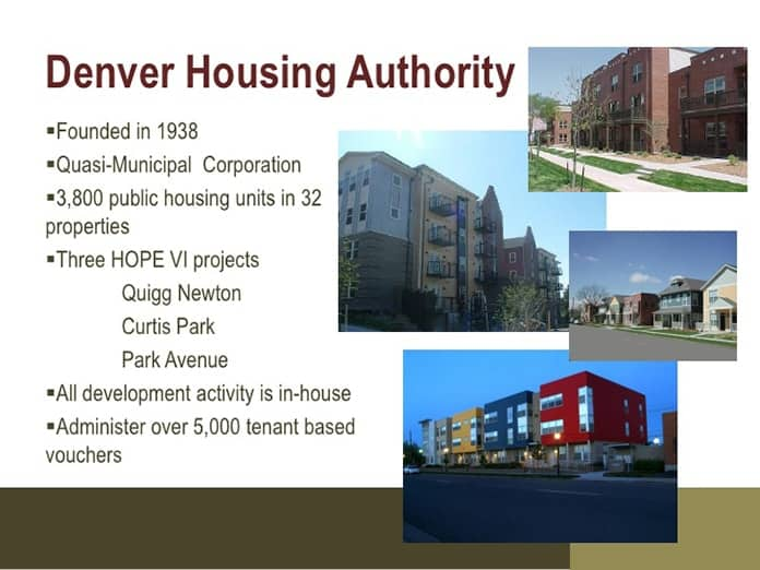 Denver Housing Authority Introduction