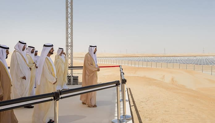 Abu Dhabi Closes $899 Million Financing for the 1.2GW Marubeni JinkoSolar and Adwea Sweihan Plant