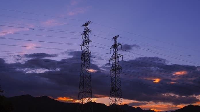 Sahara Desert Long Distance Electricity Grid Transmission