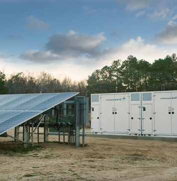 One of the 12 Completed Lithium-Ion Energy Storage Projects By Cypress Creek, LM Energy