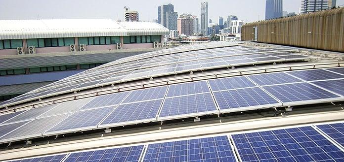 Black Bear Energy Rooftop PV Installation
