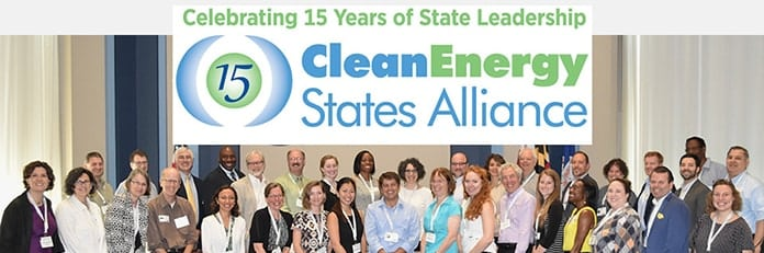 Members of the Clean Energy States Alliance (CESA)