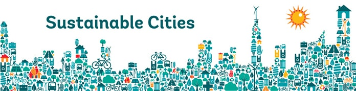Sustainable Cities Banner World Bank