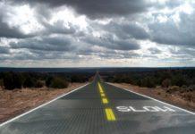 Solar-Powered Roadways by Scott Brusaw
