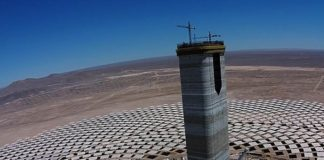 Cerro Dominador CSP-Energy Storage Project Site