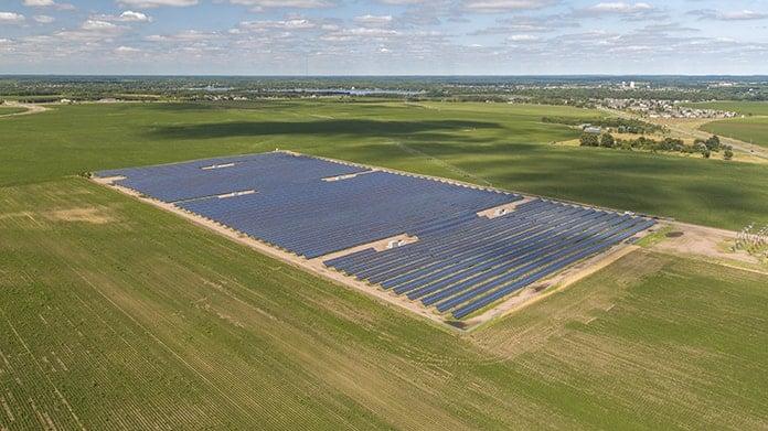 NRG Energy Solar Garden Product
