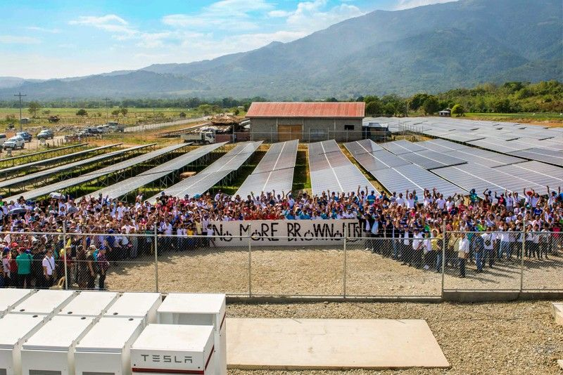 The Paluan Solar-Battery Storage Microgrid - No More Brownouts