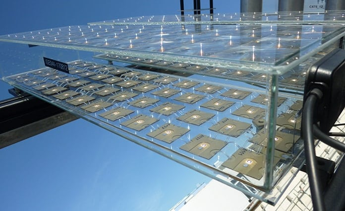 Concentrating Solar PV Modules by Fraunhofer ISE