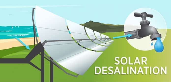 The Solar Desalination Funding Program by U.S. Dept. of Energy