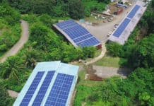 MGM-Innova Financed Deployment of a Hybrid Solar PV-Diesel Generation and Distribution System at Red Frog Beach